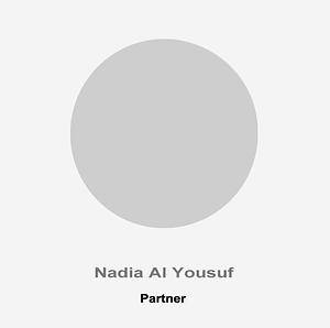 Nadia Al Yousuf